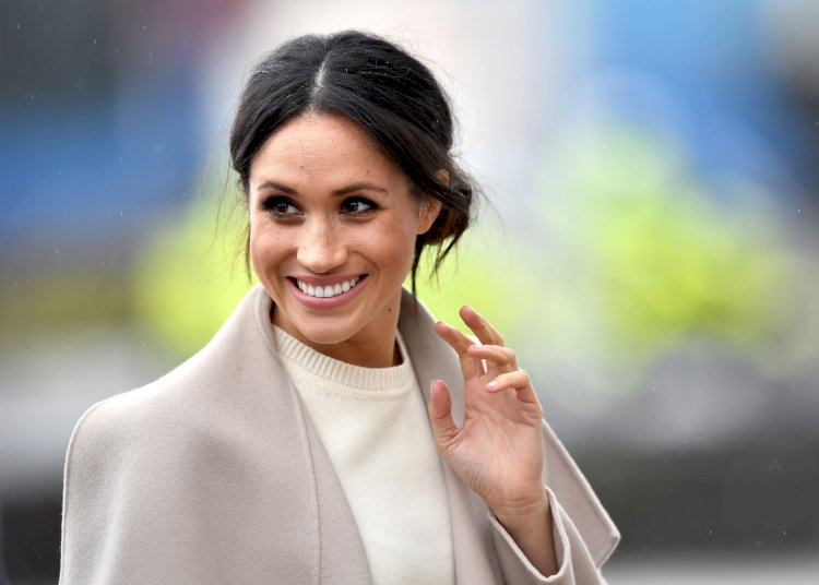 Meghan Markle talks about daughter in first TV appearance since Oprah interview