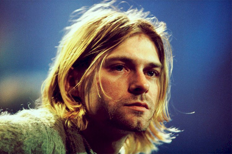 Long-withheld file on Kurt Cobain's death released by FBI