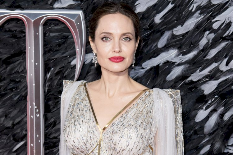 Angelina Jolie says she is picky about men: 'I've been alone for a long time'