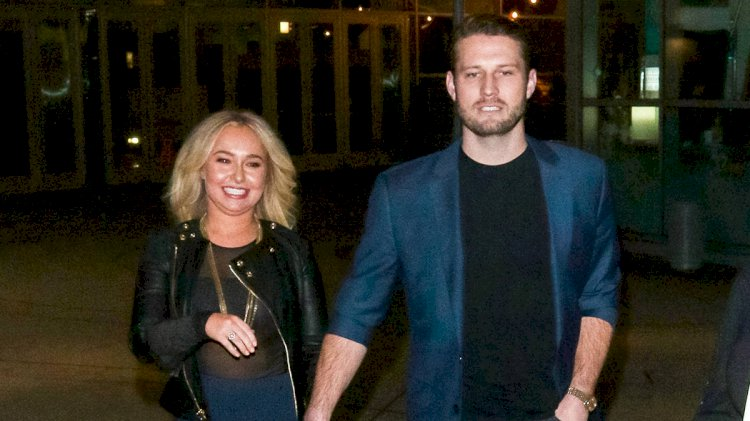 Brian Hickerson, Hayden Panettiere's ex, serving jail sentence for domestic violence
