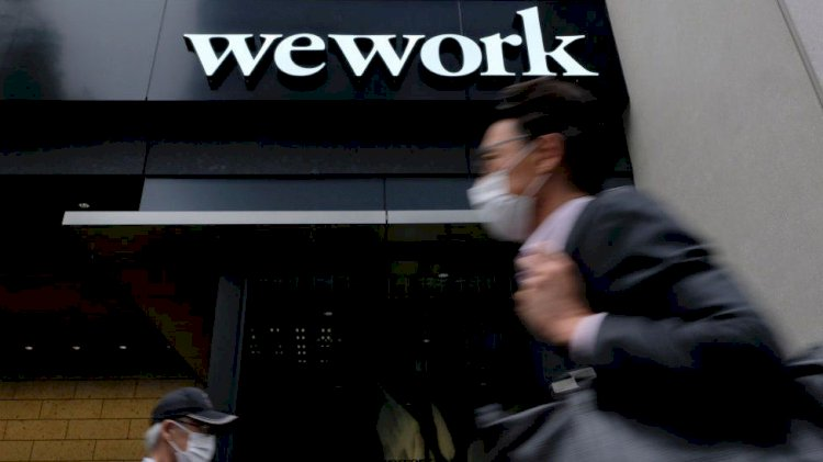 WeWork reports loss of nearly $2.1bn ahead of stock market debut