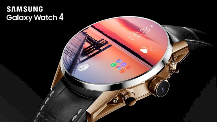 Samsung  to launch the all new Galaxy Watch 4.