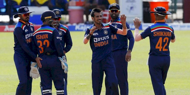 """Chahal Looks to Perform """"at Every Given Opportunity"""" to Secure T20 World Cup Spot: India vs Sri Lanka 2021."""