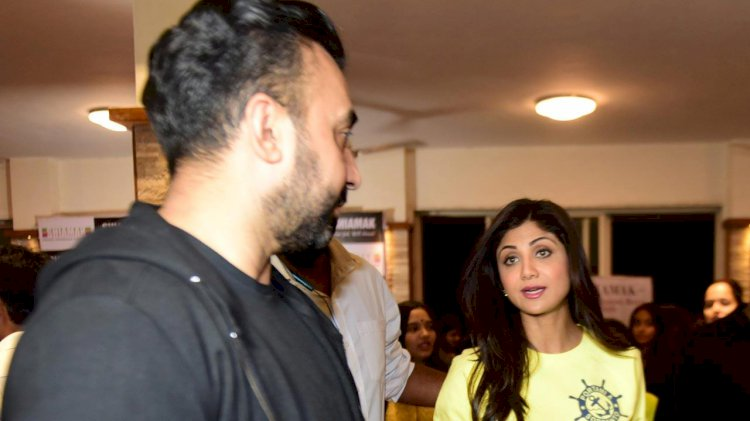 Sources: Shilpa Shetty Broke Down After Arguing With Raj Kundra During Raid.