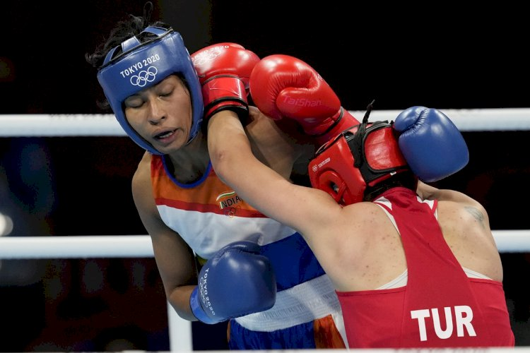 Lovlina Borgohain after Getting Bronze Medal at Tokyo Olympics: 'Could Have Done Better'