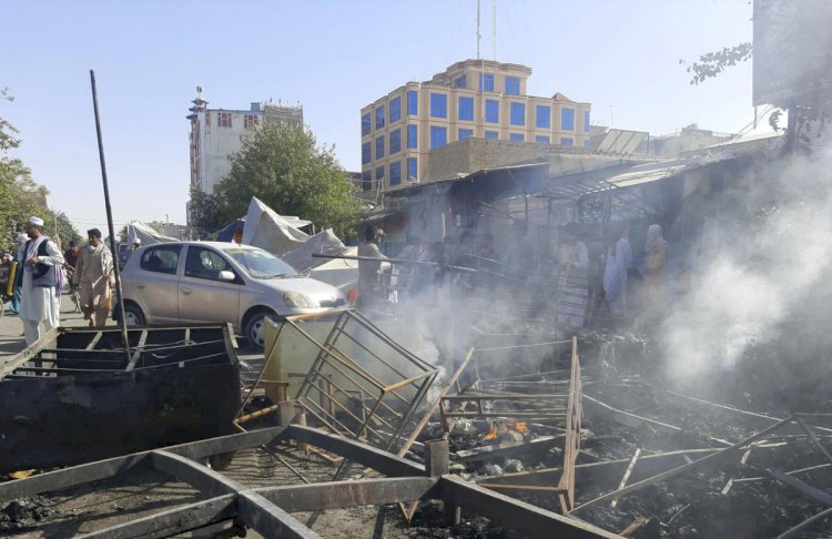 As Battles Rage On The Taliban takes key northern Afghan cities.