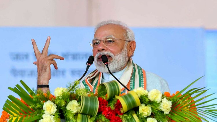Prime Minister Narendra Modi on Record 2.5 Cr Vaccine Doses on His Birthday : Emotional Moment for Me.
