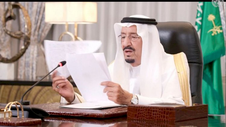 The Saudi King Expresses Hope For Direct Talks With Iran.