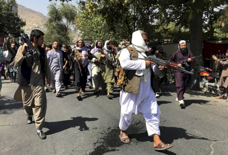 The Attackers strike Taliban in eastern Afghanistan, 5 killed.